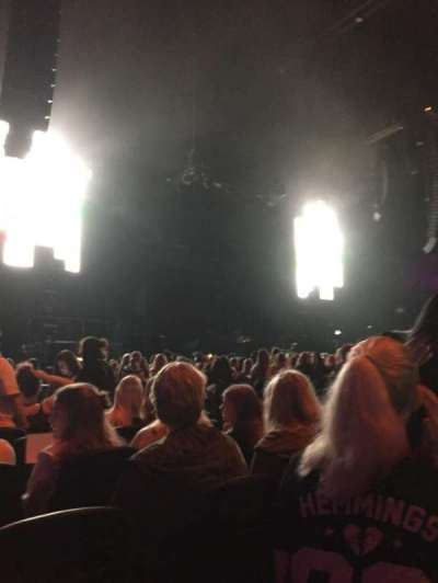Ziggo Dome, section: C, row: 14, seat: 64