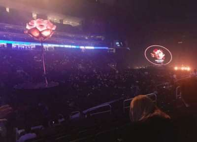 Gila River Arena, section: 114, row: M, seat: 14