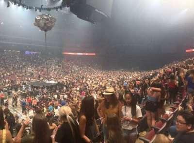 Gila River Arena, section: 114