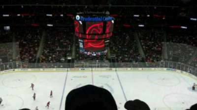 Prudential Center section 212