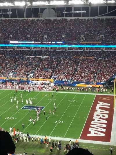 Hard Rock Stadium section 343