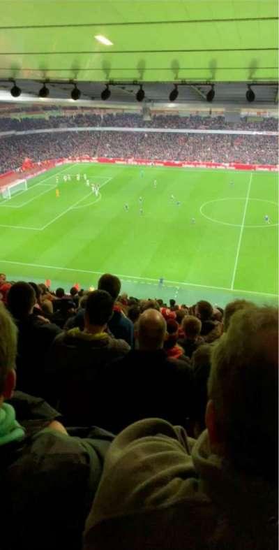 Emirates Stadium section 134