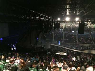 Rod Laver Arena, section: Upper, row: OO, seat: 546