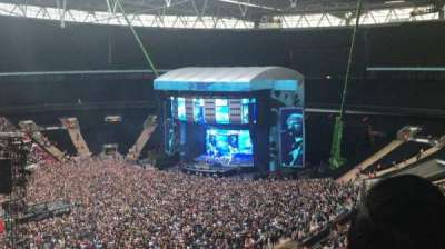 Wembley Stadium, section: 504, row: 3, seat: 117