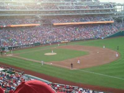 Nationals Park section 225