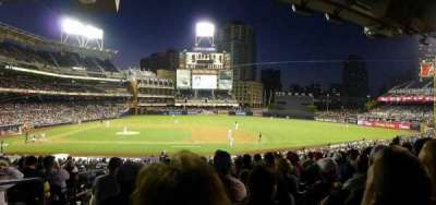PETCO Park, section: 109, row: 36, seat: 2