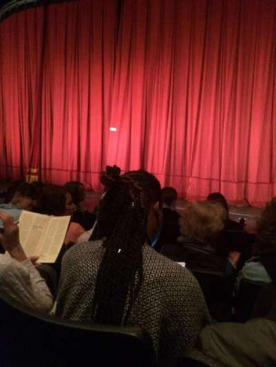 The Pearl Theatre Company, section: Orch Right, row: D, seat: 117