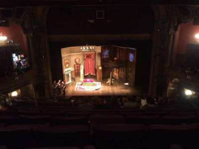 Lyceum Theatre (Broadway), section: Mezz Center, row: J, seat: 108