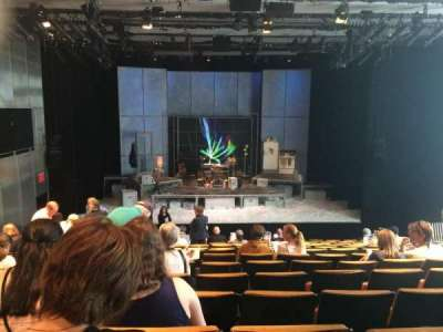 Tony Kiser Theatre, section: 2ST, seat: 104