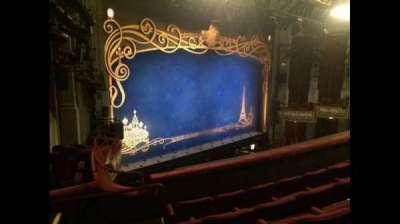 Broadhurst Theatre, section: Left Mezz, row: E, seat: 27
