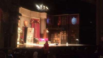 Lyceum Theatre (Broadway), section: Orch Left, row: L, seat: 13