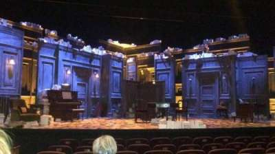 American Airlines Theatre, section: Orch, row: H, seat: 114