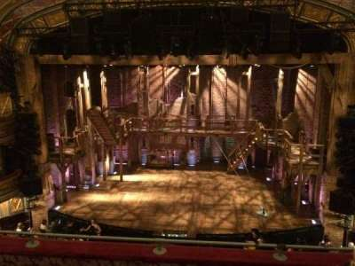 Richard Rodgers Theatre, section: Front Mezz, row: D, seat: 104