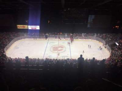 Scotiabank Saddledome, section: PL5, row: 13, seat: 15