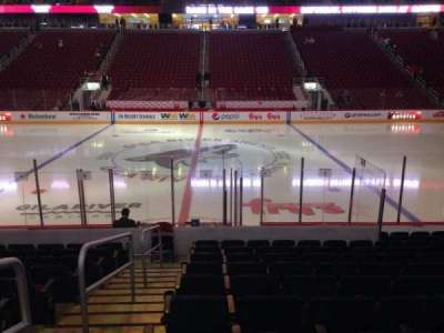 Gila River Arena, section: 111, row: L, seat: 19