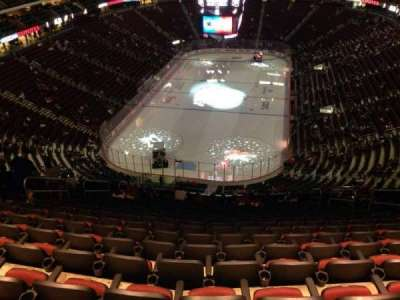 Gila River Arena, section: 207, row: Q, seat: 1