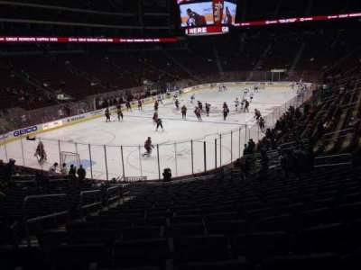 Gila River Arena, section: 115, row: T, seat: 22