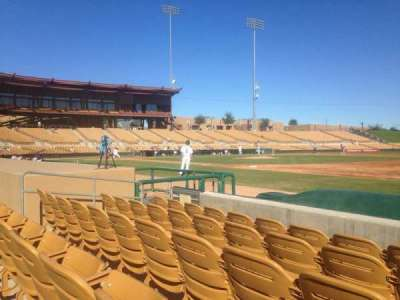 Camelback Ranch, section: 5, row: 5, seat: 5