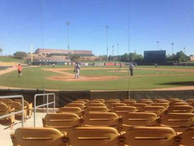 Camelback Ranch, section: 13, row: 8, seat: 8