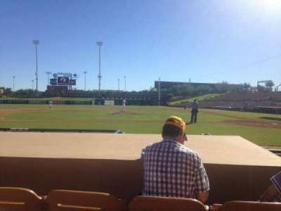 Camelback Ranch, section: 20, row: 6, seat: 3
