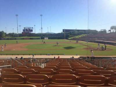 Camelback Ranch section 120
