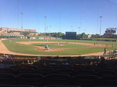 Camelback Ranch section 114
