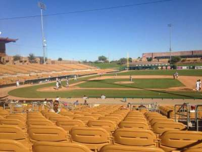 Camelback Ranch section 109