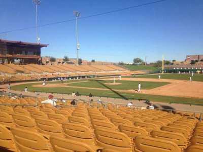 Camelback Ranch section 106