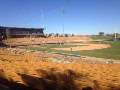 Camelback Ranch section 103
