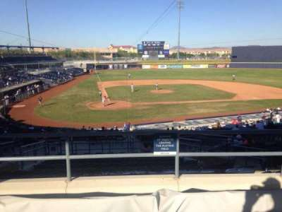 Peoria Sports Complex, section: 306, row: 4, seat: 6