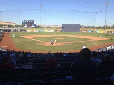 Peoria Sports Complex, section: 202, row: FF, seat: 8