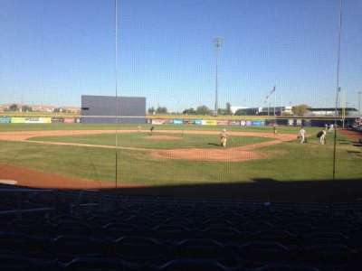 Peoria Sports Complex section 101