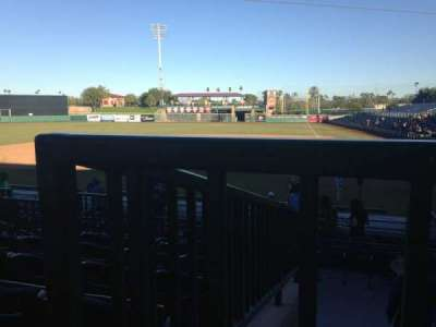 Scottsdale Stadium, section: 305, row: 1, seat: 16