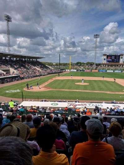 Joker Marchant Stadium section 203
