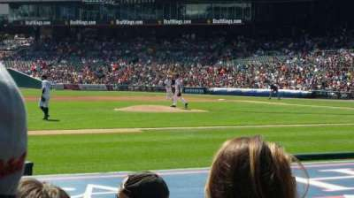 Comerica Park section 135