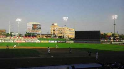 ONEOK Field, section: 101, row: M, seat: 16