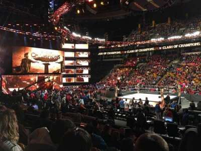 TD Garden, section: 111, row: 11, seat: 10