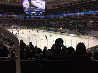 SAP Center At San Jose, section: 110, row: 22, seat: 14
