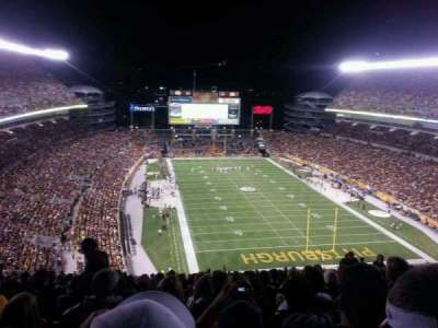 Heinz Field section 520