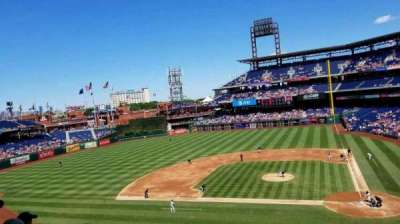 Citizens bank park  section 227