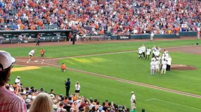 Oriole Park at Camden Yards, section: 15, row: 6, seat: 23