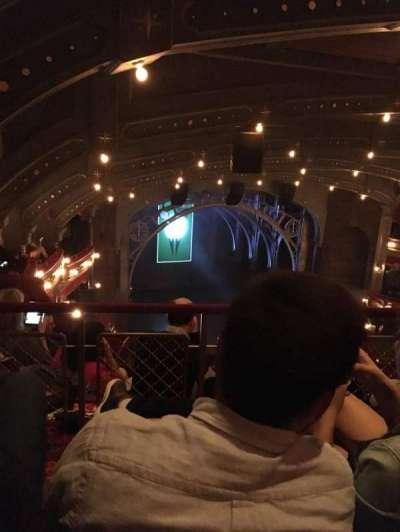 Lyric Theatre, section: BALCL, row: D, seat: 19