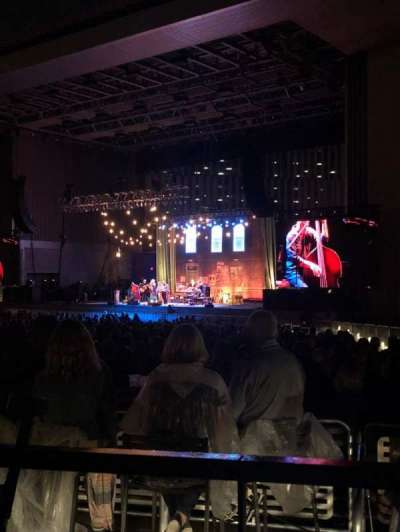 Ascend Amphitheater, section: 101, row: Wheelchair
