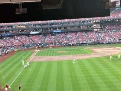 Busch Stadium section RJ1