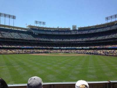 Dodger Stadium, section: 311PL, row: C, seat: 8