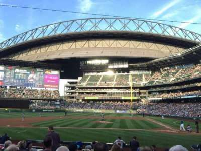 Safeco Field, section: 136, row: 13, seat: 8