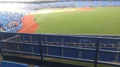 Rogers Centre, section: 108r, row: 2, seat: 11