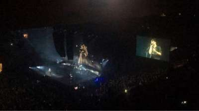 Madison Square Garden, section: 210, row: 19, seat: 3