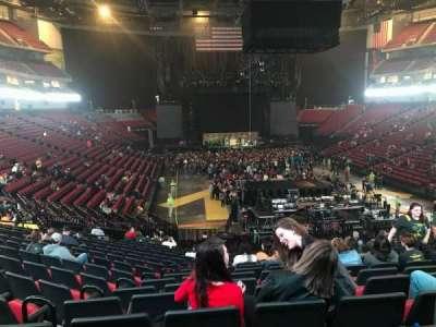 Pinnacle Bank Arena, section: 113, row: 26, seat: 12