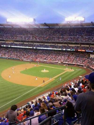 Angel Stadium section V508